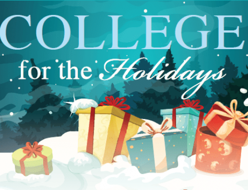 College for the Holidays at LCC
