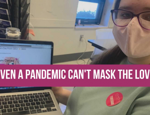 Even a Pandemic Can't Mask the Love
