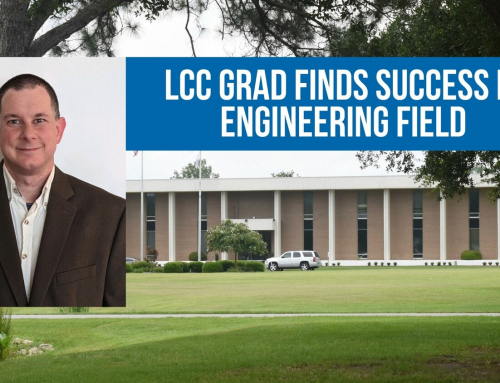 LCC grad finds success in engineering field