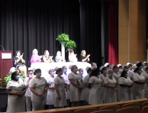 Class of 2021 Pinning Ceremony for Associate Degree Nursing
