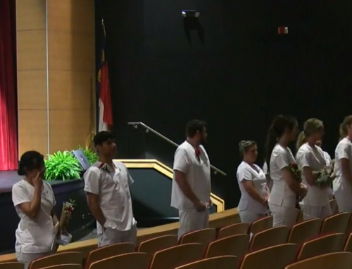 Class of 2021 Pinning Ceremony for Medical Assisting, Polysomnography, and Radiography