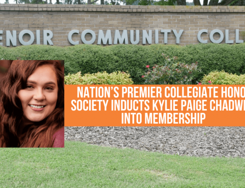 Nation's premier collegiate honor society inducts Kylie Paige Chadwick into membership