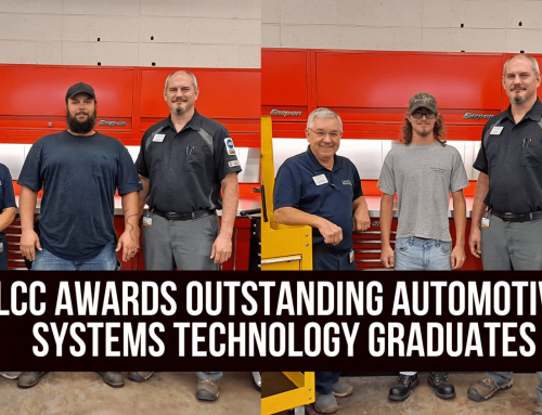 LCC awards outstanding Automotive Systems Technology graduates